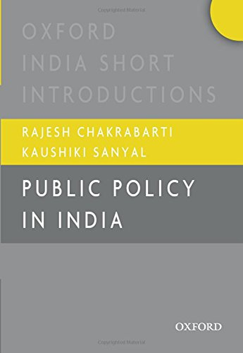 Public Policy in India (OISI)