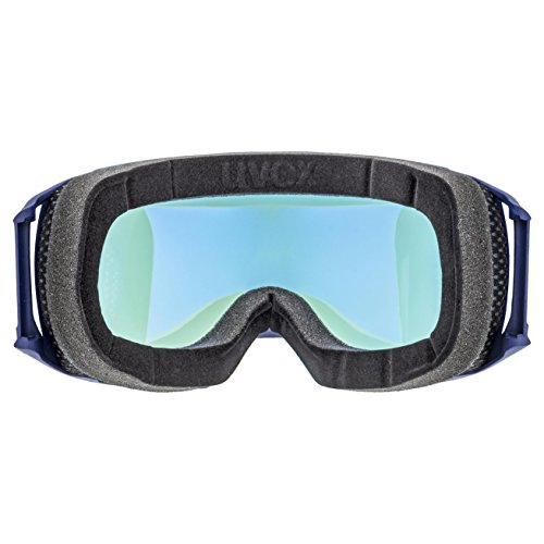 ... Uvex Craxx OTG Masque de ski Indigo Mat Litemirror Blue ... 4658cf2f3806