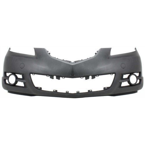 Mazda Sport Sedan 3 - Front Bumper Cover for MAZDA 3 2004-2006 Primed Sport Type Sedan