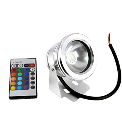 amzdeal® Bombilla Led, RGB Luz led, RGB Iluminacion led, downlight led, lampara led, luces led, ...