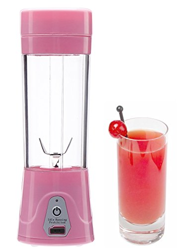 topfit-portable-rechargeable-fruit-juicer-cup-personal-sports-juice-blender-13-ounces-with-safety-in
