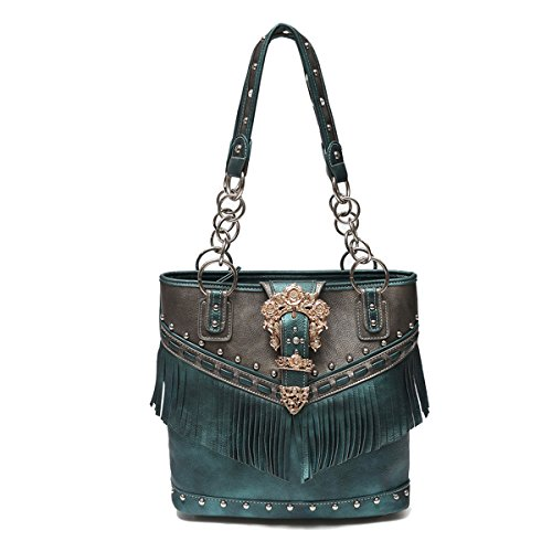 Turquoise Bag Accessorize - 4