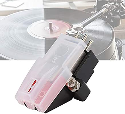 Delmo - Tobillera de vinilo para tocadiscos con aguja fonógrafo ...