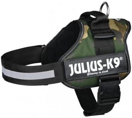 TRIXIE Arnés Julius K9 Power-L/1: 66? 85 cm, diseño de perro