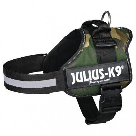 TRIXIE Arnés Julius K9 Power-L/1: 66? 85 cm, diseño de perro ...