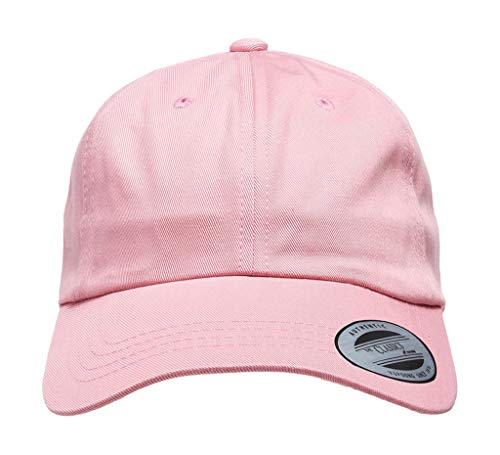 Classics One perfil 6245CM bajo Size Twill Pink Yupoong Gorra rP4qRYr