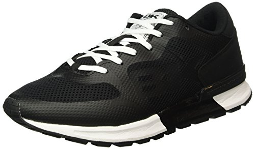 British Unisex Impact 12 Adulto Basse Nero Knights Black Sneaker 7OwwfT4q
