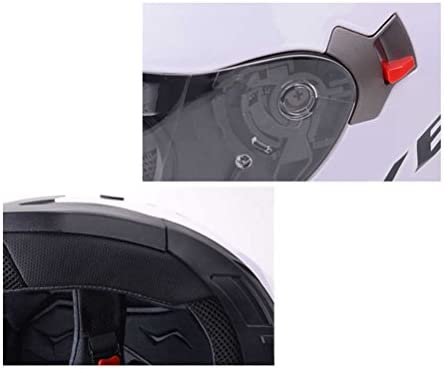 ハウス ヘルメット メンズ レーディス バイク用品 通気孔付 ハードコートクリアシールド ダブルシールド付き フリーサイズ オールシーズン 超人気 防光・防曇シート マットブラック オフロード ストリート系