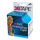 3B Tape, 2'' X 16.5 Ft, Latex-Free - Blue - 10 Each / Case - 25-3662-10