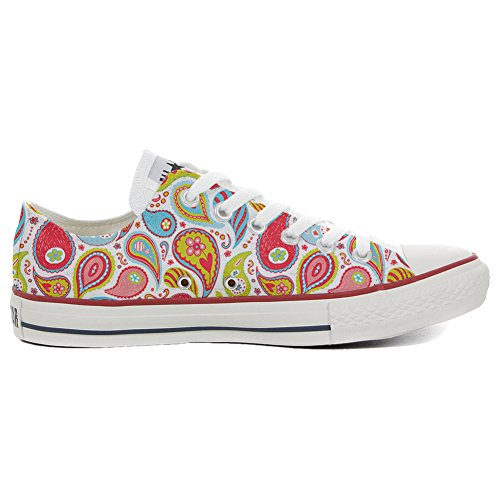 Star Produkt Personalisierte Power Handwerk All Your Paisley Converse Make Customized Shoes Schuhe qFUITzZwc