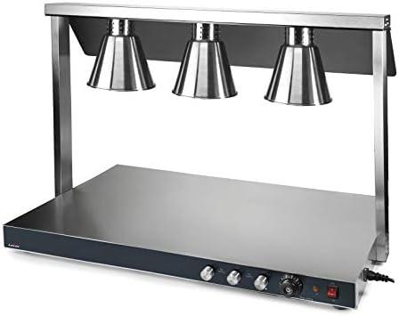 Lacor 69562 Calentador de buffet, Plata: Amazon.es: Hogar