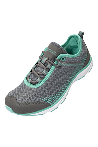 Mountain Warehouse Boost Womens Running Shoes Gris