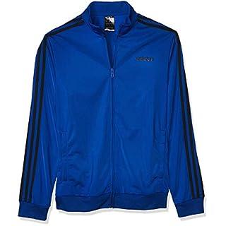 adidas Men's Essentials 3-Stripe Tricotot Track Jacket