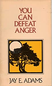 You can defeat anger (Christian counseling aids) by Jay Edward Adams