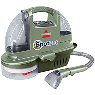 Bissell SpotBot Hands-Free Portable Deep Cleaner
