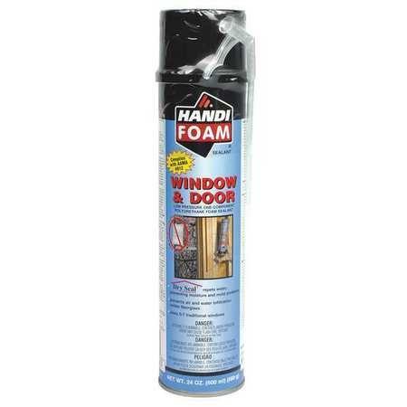 Straw Foam Sealant Window and Door 24 oz