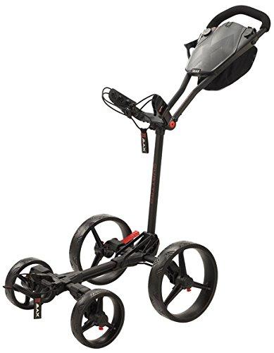 4 wheel golf trolley - 2