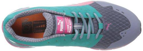 Puma Mujeres Faas 500 V2 Running Shoe Grey Dawn