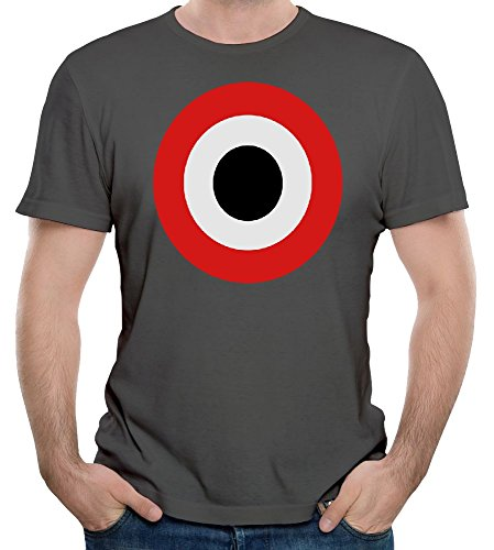 Custom Target by Billy Coyle T Shirts For Men Design Your Own Personalized Tee (Custom Target)