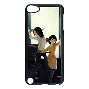 anime painting studio iPod Touch 5 Case Blackten-139834