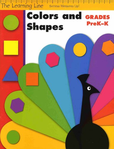 Colors and Shapes (Learning Line)