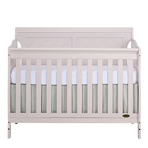 Dream On Me Ashton Full Panel Convertible 5 In 1 Crib