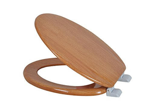 Vinyl Toilet Seat (Simple Elegance Heavy Duty Toilet Seat - 19