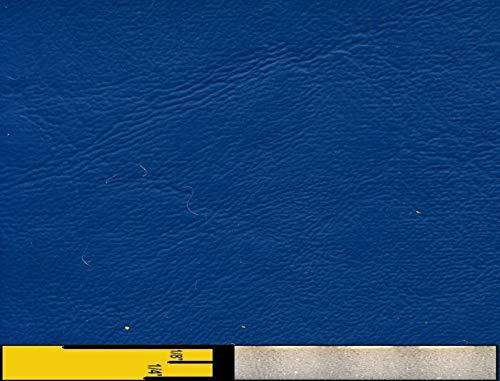 1/4'' Foam Backed Marine Vinyl Upholstery Fabric Dark Blue 54'' Wide by 5 Yards Boat Auto by Bry-Tech Marine1 (Image #5)