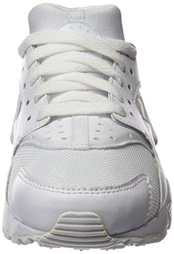 White White da Run Bianco Platinum Corsa Scarpe NIKE pure GS Huarache Bambino 7UpxqB8