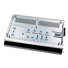 Audiobahn AEX250X, 20-Band Equalizer Crossover / Line Driver, Incl. Remote control for subwoofers, Var. Lowpass crossover 40Hz - 400Hz, Var. High pass filter 40Hz - 8kHz
