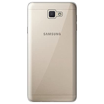 low priced 6b21e e3a72 Mobilix Back Cover for Samsung Galaxy On Max (Transparent)