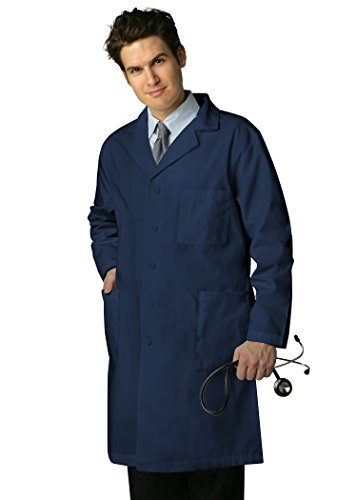 Unisex Basic Lab Coat - 4