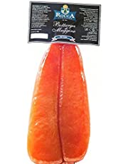 Rocca Bottarga The Best from Sardinia Italy (Dried Mullet Roe) 3.6 ~ 4.5 Oz