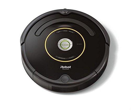 iRobot 600 Series Roomba 650 Vacuum Cleaning Robot (Black)