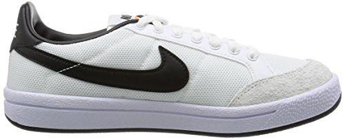 Txt Donna Scarpe White Nike Meadow Bianco Sportive Nero Wmns 16 Black tq6xTw
