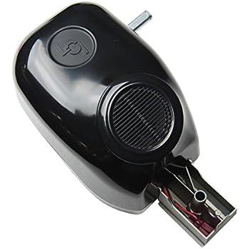 Amazon Com Lippert Components 342149 Solera Black Power