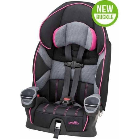 Evenflo Maestro Harnessed Booster Car Seat, Taylor Comfor...
