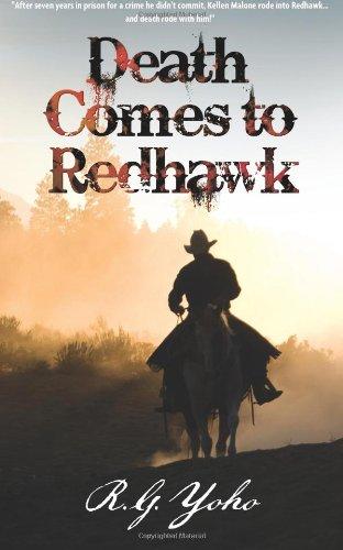 Death Comes to Redhawk PDF