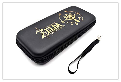 Carrying Case For Nintendo Switch with 10 Game Card Holders Console & Accessories