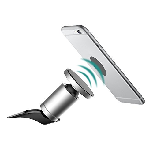 Price comparison product image Universal CD Slot Magnetic Cradle-less Smartphone Car Mount Holder for iPhone 6 6 5 5 SE 4 4S HTC One xiaomi mi5 and all Smartphones