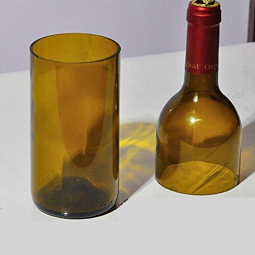 Cortador de Botella Cortador de Vidrio Herramienta de Corte Máquina Botella de Vidrio Botella de Cortador: Amazon.es: Bricolaje y herramientas