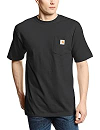 Carhartt Men's Workwear Short Sleeve T-Shirt in Original...