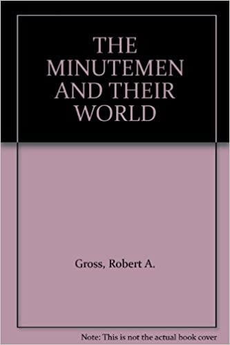 the minutemen and their world pdf