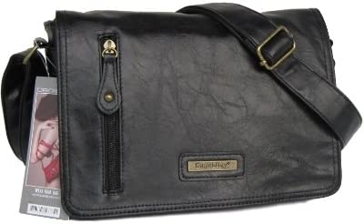 Daniel Ray Women's 42.1610 Joch Shoulder Bag Black Mittel