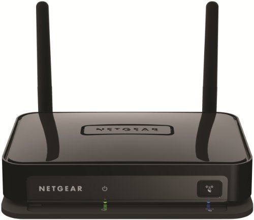 Netgear Universal Dual Band - NETGEAR Universal N900 Dual Band Wi-Fi to 4-Port Ethernet Adapter for Video and Gaming (WNCE4004)