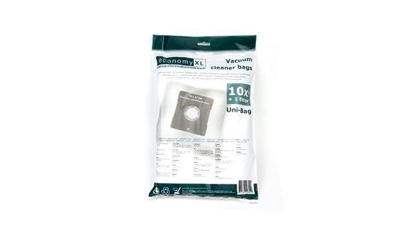 10 Staubsaugerbeutel für UFESA AT-7310 -> AT-7313: Amazon.es: Hogar