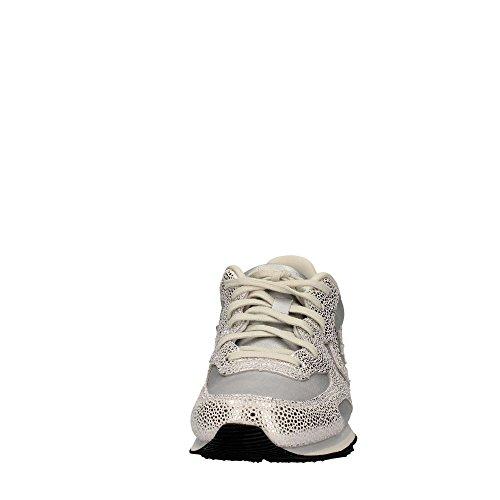 zapatillas de deporte de granito plata 556819C CONVERSE zapatos corrientes de los cordones Plata