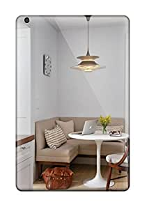 Hot Fashion QRZZZJM28184yfalO Design Case Cover For Ipad Mini/mini 2 Protective Case (transitional Breakfast Nook With Banquette Seating And Pendant Light)