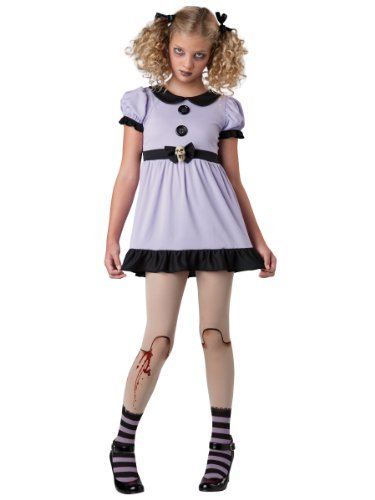 Dead Dolly Costume -