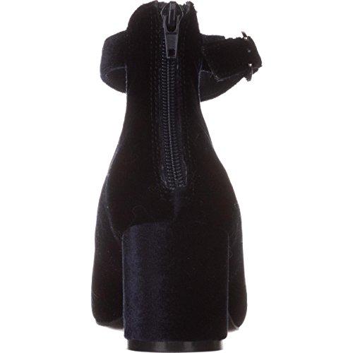 Toe Alfani Classic Velvet Pumps Closed Navy Slingback Ashiaa Womens New aawv6q1R